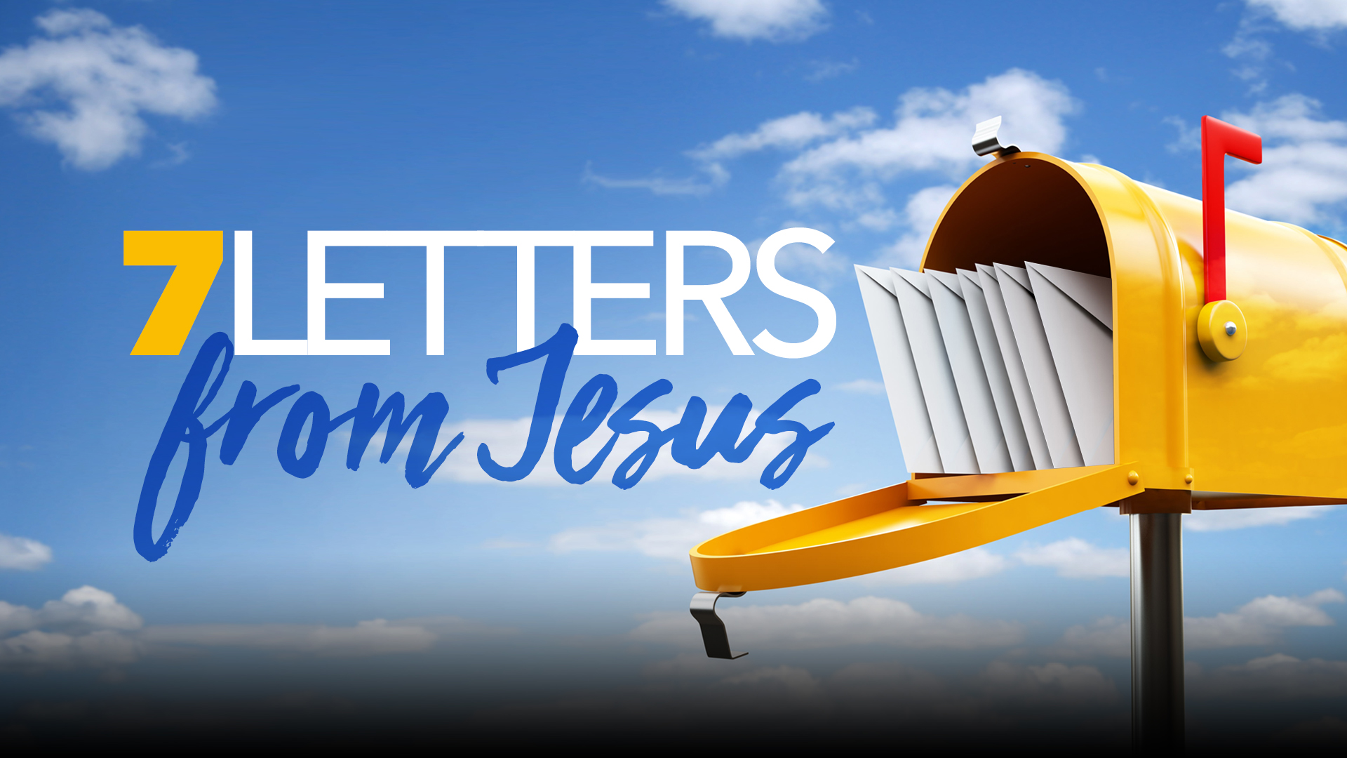 7 Letters From Jesus - Philadelphia