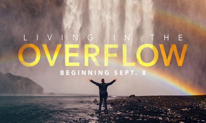 Living In the Overflow - Love - Currency of the Kingdom