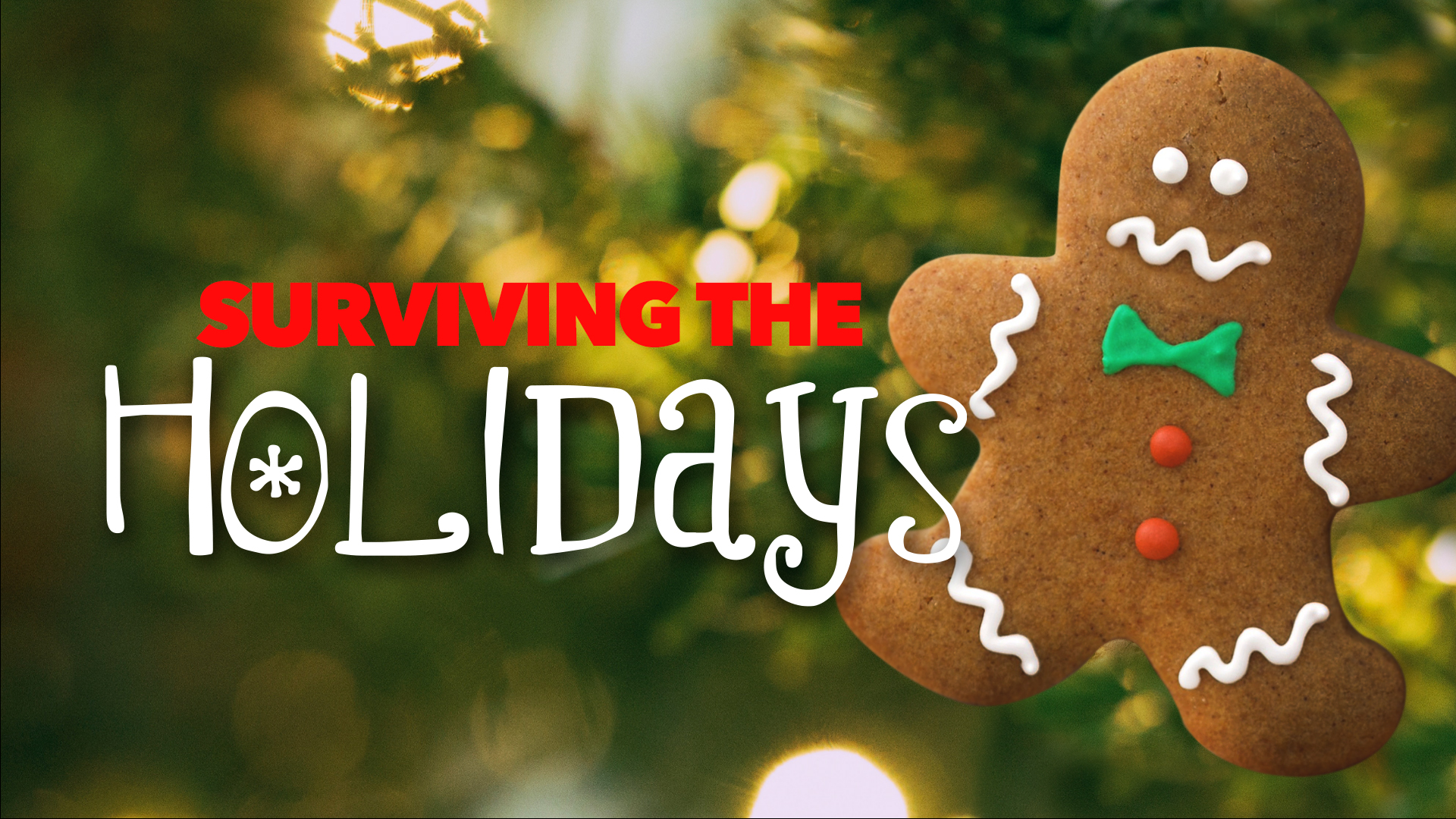 Surviving the Holidays: Difficult People